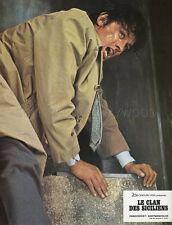 ALAIN DELON LE CLAN DES SICILIENS 1969 VINTAGE LOBBY CARD ORIGINAL #5