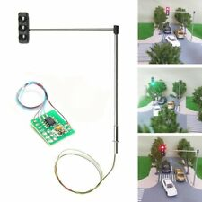 3pcs 1:100 Model Traffic Signal Lights 5-6V LED HO OO Train Architecture #2