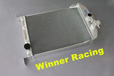 Ford 1933-1934 hot/street rod w/Ford 305/302 V8 engine AT aluminum radiator 56mm