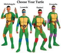Adult TV Show TMNT Teenage Mutant Ninja Turtles Raph Mike Leo / Don Costume