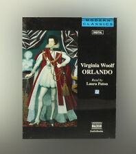 Orlando by Virginia Woolf - audiolibro - libri il nastro