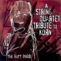 Tribute to Korn : Hurt Inside: String Quartet Tribute to K CD