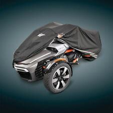 Ultragard Can-Am F3 Spyder Cover Black over Charcoal (4-476BC)