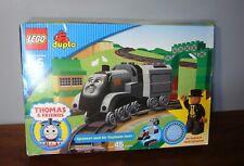 LEGO 3353 Duplo Train Thomas & Friends Spencer & Sir Topham Hatt Rare SeT W Box