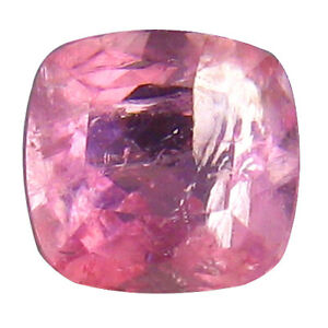 0.34Ct UNHEATED NATURAL RARE PINK PEZZOTTAITE FROM MADAGASCAR