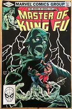 Marvel Comics The Hands Of Shang Chi Master Of Kung Fu #111 April 1982
