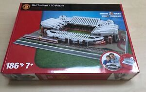 Man Utd 'Old Trafford' Stadium 3D Puzzle, shrinkwrapped unopened(item 44120110)