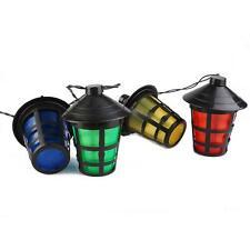 20 LED Fairy Lights Solar Battery Power Lantern String Lights Outdoor Xmas Decor