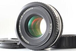 [Near MINT] Nikon Nikkor Ai-s 50mm f/1.8 Pancake Ais Prime Lens MF from Japan