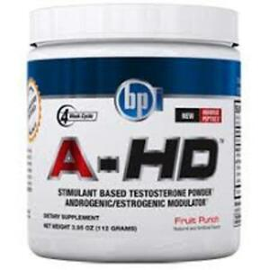 BPI Sports A-HD Powder - Fruit Punch - 28 Servings (FAST FREE SHIPPING) SOLID