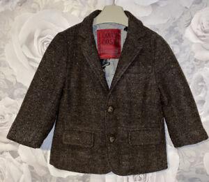 Next Tweed Jacket - Age 9-12 Months