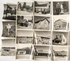 15 Vintage Oregon Photos Lot 4464