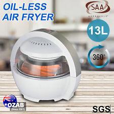 13L Air Fryer Digital Multifunctional Oil Free Healthy Cooker Low Fat LCD 1300W