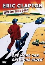 "ERIC CLAPTON ""ONE MORE CAR ONE MORE RIDER"" DVD NEU"