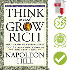 Think and Grow Rich Landmark Bestseller Now Revised & Updated by Napoleon HiLL