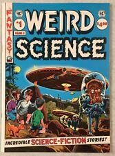 EC Classics #2 Weird Science Magazine Size Reprint Russ Cochran, Wally Wood