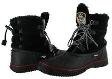 Pajar Women's Iceberg Winter Snow Boots Waterproof Leather Size 7-7,5