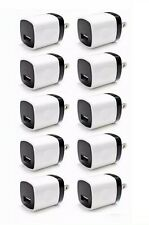 10x 1A Usb Home Wall Charger Plug Ac Power Adapter For iPhone iPod classic nano