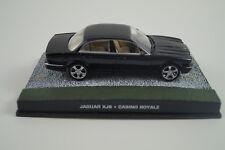 Voiture Miniature 1:43 James Bond 007 Jaguar xj8 * Casino Royal Nº 41