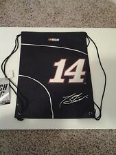 NASCAR RACING TONY STEWART #14 CINCH BAG BLACK COLOR