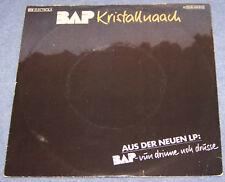 BAP –  Kristallnaach / Wellenreiter - 7'' Musikant 1C 006-64 913 EMI Electrola