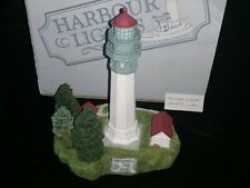 202 - Gray'S Harbor Washington Wa. Harbour Lights Lighthouse In Original Box