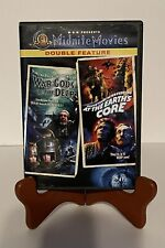 War-Gods of the Deep/At the Earths Core (DVD, 2005)