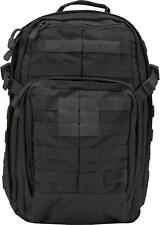 5.11 Tactical Rush 12 Black Outdoor backpack - New with tags