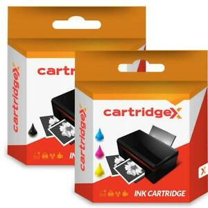 2 Ink Cartridge Compatible With PG-512 CL-513 Canon Pixma MP480 MP490 MP492