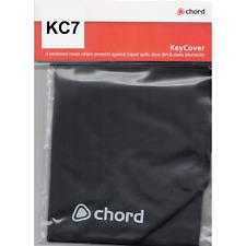 Teclado KC7 cubierta de polvo negro Yamaha Roland Korg Casio Tabla de Tallas en Listado