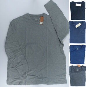 Men Fleece Top Shirt Big and Tall Lightweight Sonoma Good for Life Cotton $42