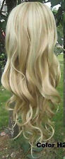 NEW125  new style long curly popular blonde hair  wigs for women wig