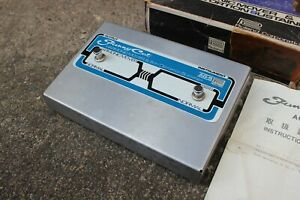 1970's Roland AG-5 Funny Cat Harmonic Mover/Distortion Vintage Pedal  w/Box