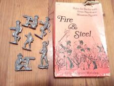 Vintage FIRE & STEEL 1978 GAME DESIGNERS' WORKSHOP game