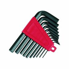 Metric Allen / Hex Keys 10 Piece Set 2, 2.5, 3, 3.5, 4, 5, 5.5, 6, 8 & 10mm