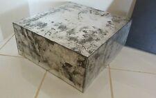 ANTIQUE TIN BELGIQUE BELGIE DELACRE BISCUIT BOX CANDY CONTAINER