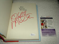 Holly Madison Signed 1st Edition Hardback Book The Vegas Diaries JSA #Q64289