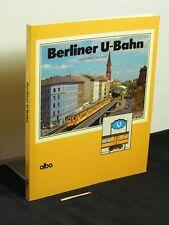 13805 Berlin Subway Lemke, Ulrich and Uwe POPPEL