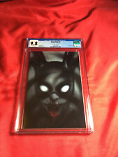 Bunny Mask #2  7/21  Christopher Bust  Virgin Cover  CGC 9.8