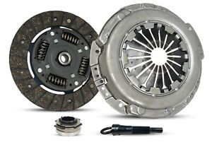 Clutch Kit for 2009-2015 Fiat 500 Pop Lounge Sport Base 2 Door 1.4L L4 DOHC