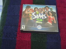 The Sims 2 -  (CD, 2004) )  Rated Teen, 4 disc set, City Livin for Your Sims