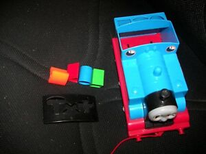 THOMAS THE TANK ENGINE PULL TOY WITH SHAPES  FUN ENTERTAINING EDUCATIONAL