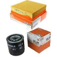 MAHLE / KNECHT Set Filterpaket Luftfilter LX 220 Ölfilter OC 28
