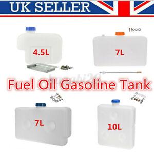 Plastic Fuel Oil Gasoline Tank Kit For Car Truck Air Diesel Parking Heater UK
