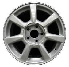"""17"""" Cadillac CTS STS 2008 2009 Factory OEM Rim Wheel 4623 4624 Silver"""