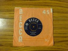 "Tom Jones - With These Hands (Decca 1965) 7"" Single"