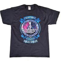 I Support The Standing Rock Sioux Oceti Sakowin Mens Tshirt Size L Large FOTL