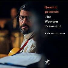 Quantic Presents The Western Transient - A New Constellation (NEW CD)