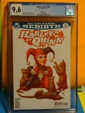 DC COMICS HARLEY QUINN # 20 - vol 3 - CGC 9.6  Cho Variant cover !!! New 52