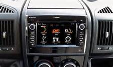 """KIT 2DIN GPS FIAT DUCATO AUTORADIO 6.2"""" ANDROID 5.1 4CORE WIFI 3G RETROCAMERA"""